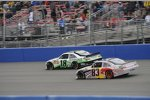 Kyle Busch (Gibbs), Brian Vickers (Red Bull)