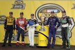 Chase 2004: Ford und Jack Roush bringen alle fünf Piloten in die Playoffs
