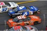 Daytona 2005: Mark Martin gegen Tony Stewart