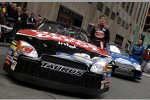 2005: Carl Edwards und Mark Martin in New York