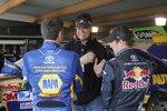 Martin Truex Jun. (MWR) und Kasey Kahne (Red Bull)