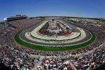 Der Martinsville Speedway ist mit 0,526 Meilen Länge die kürzeste Sprint-Cup-Strecke