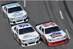 Ken Schrader (FAS), Tony Raines (Front Row), Travis Kvapil (Front Row)