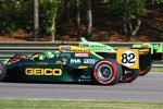 Tony Kanaan (KV/Lotus) überholt Danica Patrick (Andretti)