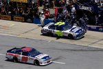 Dale Earnhardt Jun. und Jimmie Johnson (Hendrick)