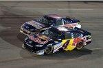 Kasey Kahne (Red Bull) und Dale Earnhardt Jr.