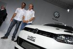 Volkswagen präsentiert den neuen VW Polo R WRC auf Sardinien