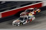 Brian Vickers (Red Bull), Clint Bowyer (Childress)