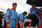 IndyCar-Comeback von John Andretti