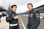 Ho-Pin Tung und Scott Speed