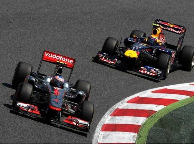 Jenson Button, Mark Webber