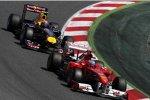 Fernando Alonso (Ferrari) Mark Webber (Red Bull)