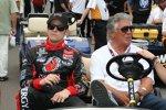 Marco Andretti und Opa Mario: Wieder ein Andretti-Drama in Indy