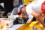 Ryan Hunter-Reay und Graham Rahal