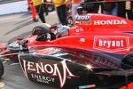 Hop oder top: Marco Andrettis letzter Anlauf