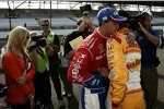 Graham Rahal und Ryan Hunter-Reay