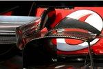 Frntflügeldetail von McLaren