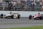Paul Tracy (Dreyer and Reinbold) und Marco Andretti (Andretti)