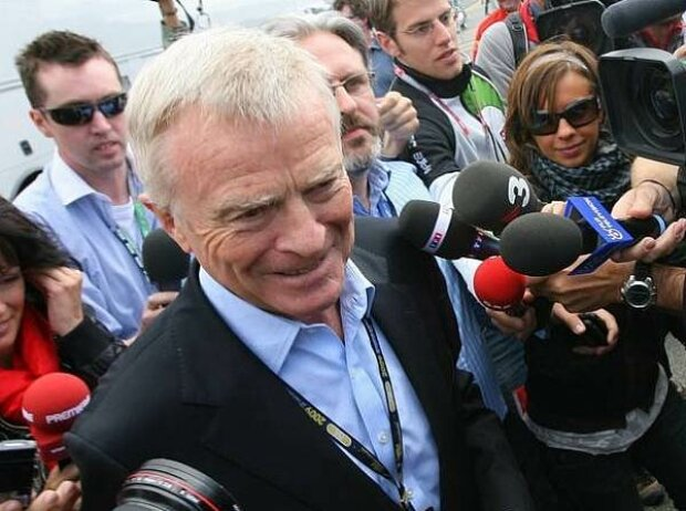 Max Mosley (FIA-Präsident)
