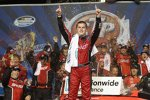 Justin Allgaier feierte in Chicago den zweiten Nationwide-Sieg seiner Karriere