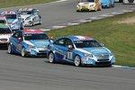 Yvan Muller (Chevrolet) und Alain Menu (Chevrolet)