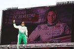 Hart im Nehmen: Simona de Silvestro startet nach ihrem heftigen Quali-Crash