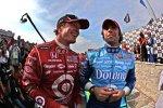 Scott Dixon und Dario Franchitti