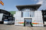 Motorhome von Force India