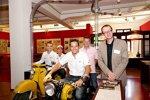 Timo Scheider (Abt-Audi) Jamie Green (HWA-Mercedes)