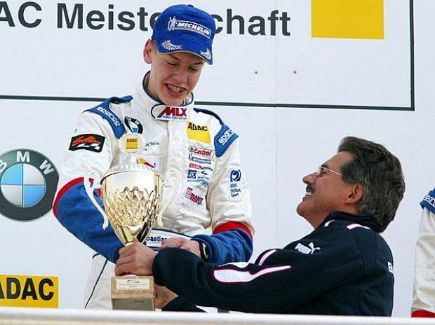 Sebastian Vettel und Mario Theissen
