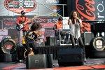 Pre-Race Show mit Country-Sängerin Martina McBride