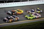 Die Two-Car-Drafts bestimmten in Daytona einmal mehr das Renngeschehen
