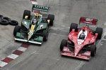 Takuma Sato (KV/Lotus) und Marco Andretti (Andretti)