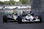 Mike Conway (Andretti) vor Takuma Sato (KV/Lotus)