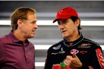 Rusty Wallace und Ron Fellows