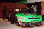 Danica Patrick und ihr NASCAR-Bolide
