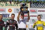 Penske feierte den ersten Dreifachsieg seit Nazareth 1994
