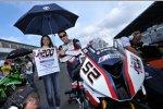 James Toseland (BMW Motorrad Italia)