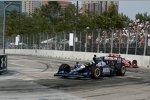 Tomas Scheckter (Dreyer and Reinbold) und Scott Dixon (Ganassi)