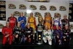 Die zwölf Chase-Teilnehmer der Saison 2011