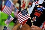 Die NASCAR-Gemeinde gedachte der Opfer vom 11. September 2001