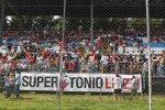 Fans von Vitantonio Liuzzi (HRT)