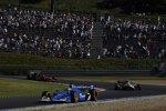 Oriol Servia (Newman/Haas), James Jakes (Dale Coyne), Marco Andretti (Andretti)