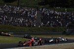 Marco Andretti (Andretti) fuhr auf Platz drei