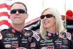 Kevin Harvick und Ehefrau DeLana