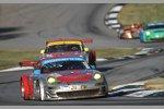 Porsche zeigte einmal mehr eine starke Leistung in der GT-Klasse