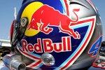 Helm von Kasey Kahne (Red Bull)