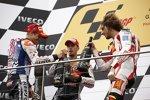 Casey Stoner (Honda) Andrea Dovizioso (Honda) Marco Simoncelli (Gresini)