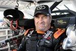 Mike Skinner im Waltrip-Toyota