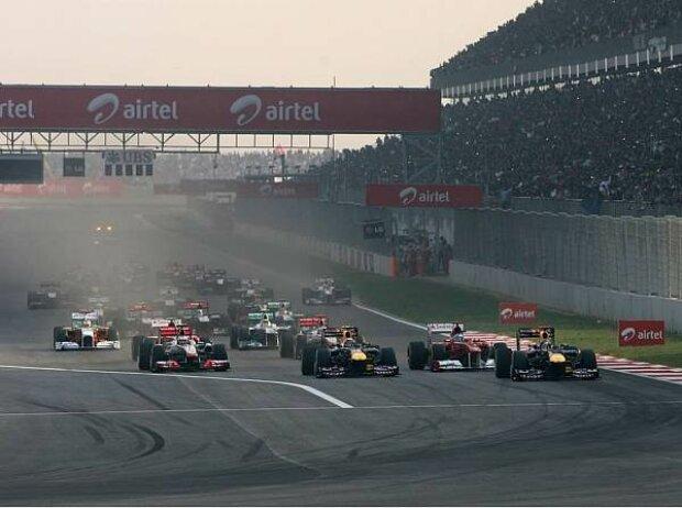 Start in Noida 2011